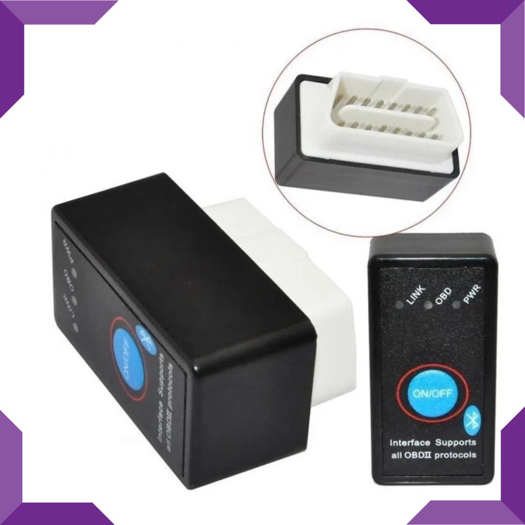 Автосканер OBD ELM327 Bluetooth