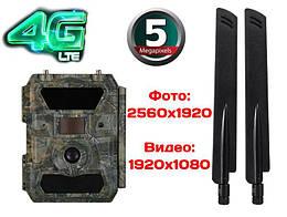 Камера фото-ловушка 4G реальных 5MP 2560x1920