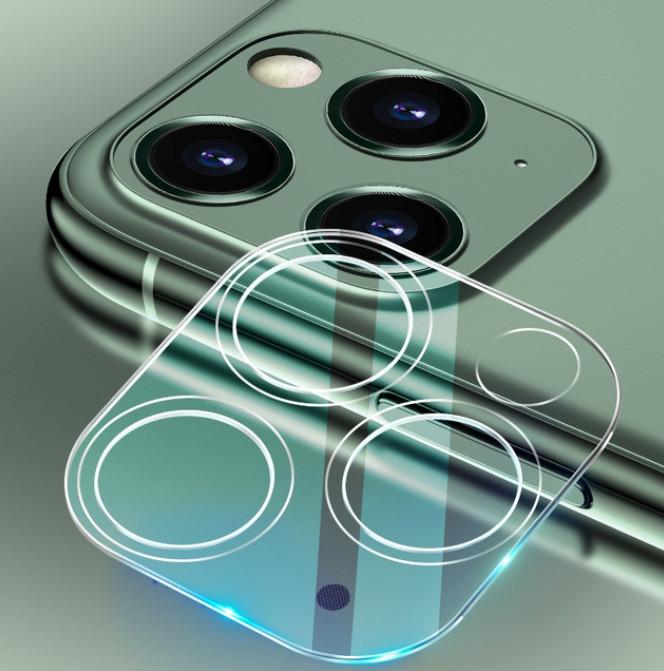 Защитное стекло на камеру 3D Clear Glass для Iphone 11 Pro/11 Pro Max
