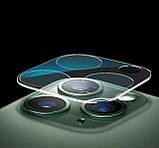 Защитное стекло на камеру 3D Clear Glass для Iphone 11 Pro/11 Pro Max, фото 2