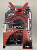 Набор провода Nakamichi NK-WK18 для 2-х канального усилителя
