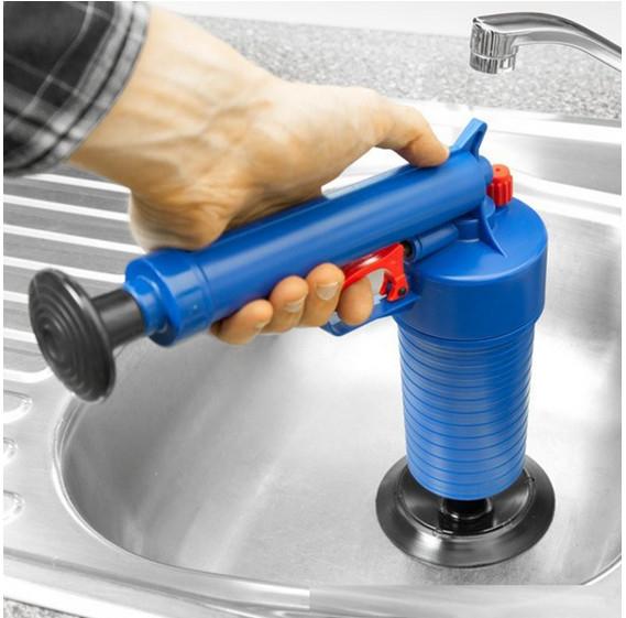 Очищувач канализаци високого тиску Toilet dredge Gun