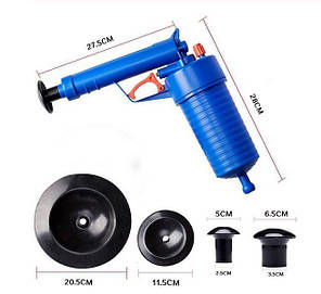 Очищувач канализаци високого тиску Toilet dredge Gun, фото 2