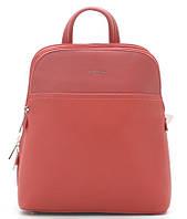 Жіночий рюкзак David Jones 6221-2 red David Jones (Девід Джонс) - оригінальні сумки, клатчі та рюкзаки, фото 1