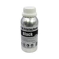 Фотополимерная смола для 3D печати SLA/DLP Wanhao 500 ml, 405 nm, чёрная