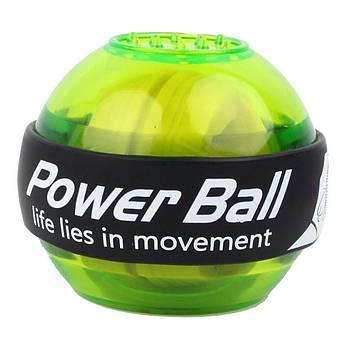 Гіроскопічний Тренажер еспандер Power Ball