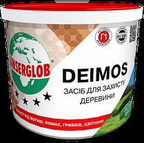 Dieimos препарат для защиты древесины зеленый 1 кг ANSERGLOB