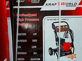 Бензиновая мойка высокого давления Kraft World KW 170