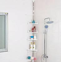 Угловая полка для ванной Aidesen Multi Corner Shelf