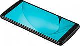 Смартфон блеквью с большим дисплеем и двойной камерой, тонкий, серый на 2 сим карты Blackview A20 Gray 1/8 гб, фото 3
