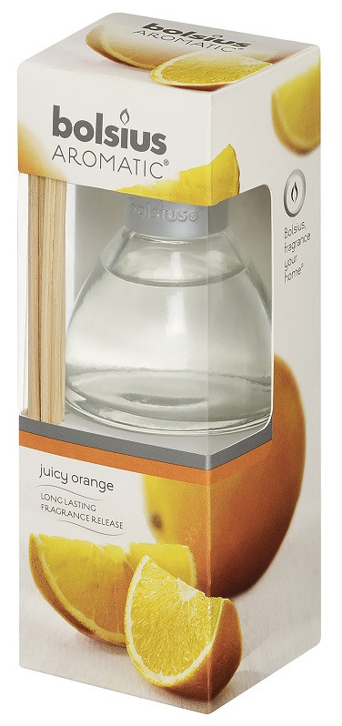 Дифузор ароматичний апельсин Bolsius 45 мл (06884-63)