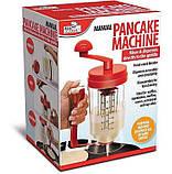 Универсальный ручной миксер с дозатором Pancake Machine, фото 4