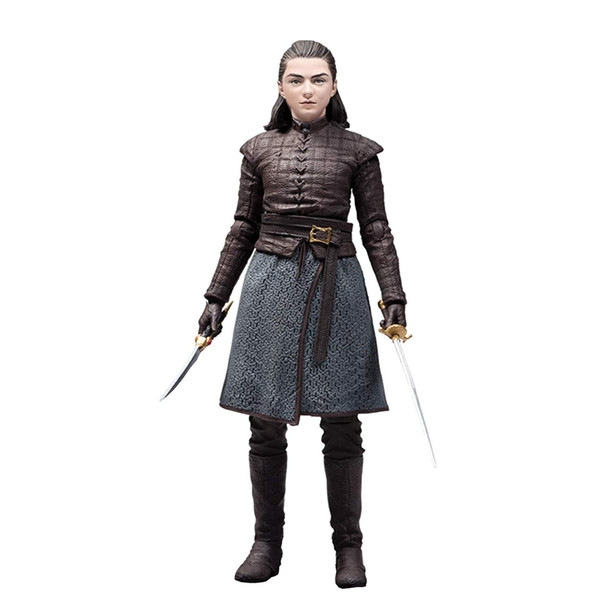 Коллекционная фигурка Арья Старк Игра престолов - Arya Stark, Game of Thrones, Action Figure, McFarlane
