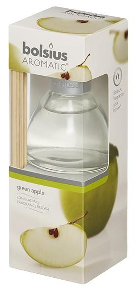 Диффузор ароматический зеленое яблоко Bolsius 45 мл (27099)