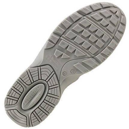 Полуботинки Urgent 205 OB без металлического носка 45 серого цвета (205 ОВ), фото 2