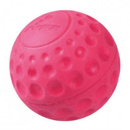 Игрушка для собак Астероид M розовый, фото 2
