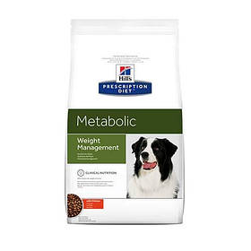 Сухой корм Hills Prescription Diet Canine Metabolic Weight Management для собак, с курицей, 12 кг