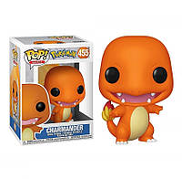 Фигурка Funko Pop Фанко Поп Покемоны Чармандер Pokemon GO Charmander 10 см Game P C 455