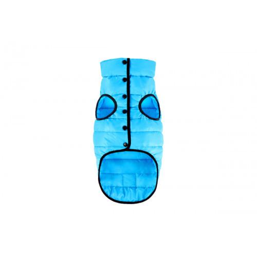 Куртка AiryVest One S30 для собак, блакитна