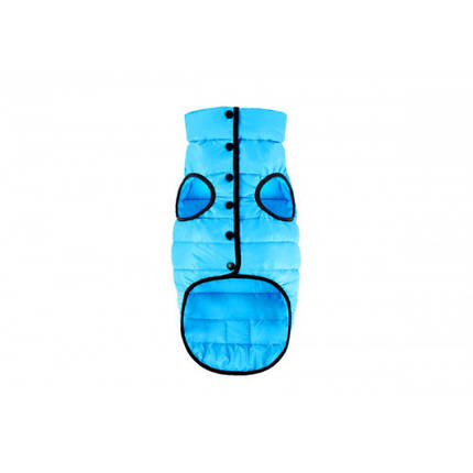Куртка AiryVest One S30 для собак, блакитна, фото 2