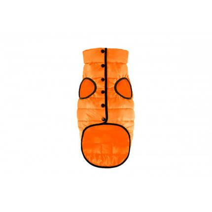 Куртка AiryVest One S30 для собак, оранжевая, фото 2