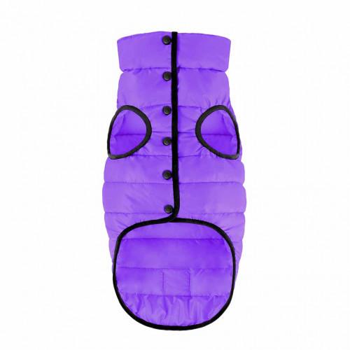 Куртка AiryVest One S40 для собак, фиолетовая