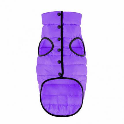 Куртка AiryVest One для собак, розмір XS 22, фіолетовий, фото 2