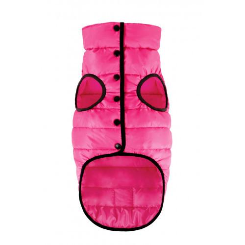 Куртка AiryVest One XS25 для собак, розовая