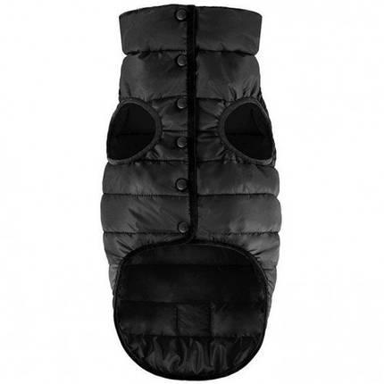 Куртка AiryVest One XS25 для собак, черная, фото 2