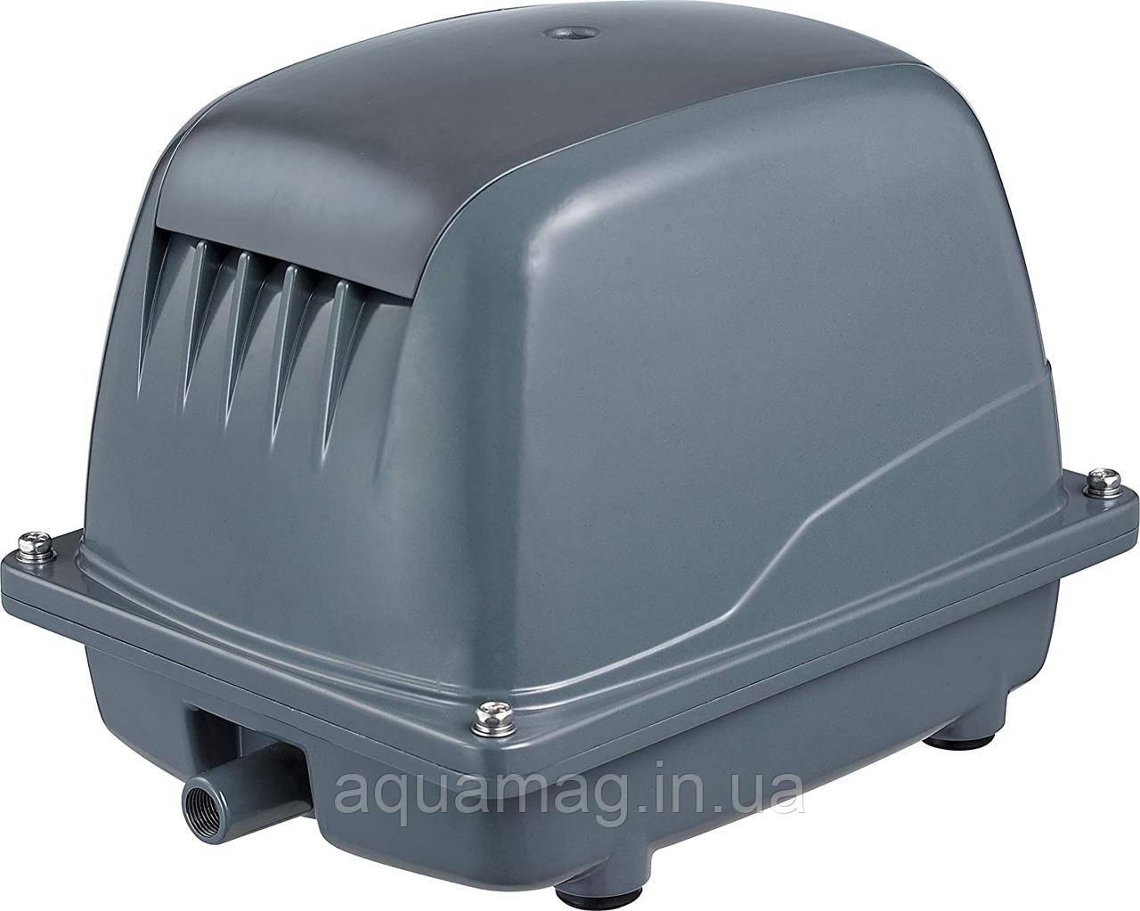 Аэратор, компрессор Jebao MA-65 для пруда, водоема, септика, узв, озера, рыб