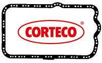 Прокладка масляного поддона на Renault Trafic Opel Vivaro 2.5dCi с 2003 по 2014 Corteco (Италия) 023665P, фото 1