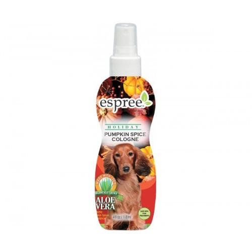 Одеколон Espree Pumpkin Spice Cologne для собак з ароматом пряних гарбуза, 118 мл