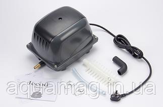 Аэратор, компрессор Jebao MA-65 для пруда, водоема, септика, узв, озера, рыб, фото 2