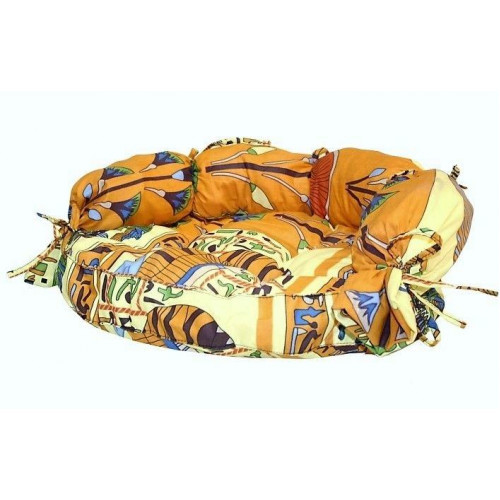 Лежанка Босс №1 для собак и кошек, 65 х 55 х 28 см