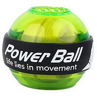 Кистьовий Еспандер Powerball, гіроскопічний тренажер для кисті рук Павербол