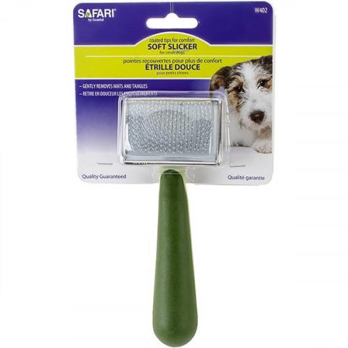 Пуходерка Safari Soft м'яка для собак і котів, середня