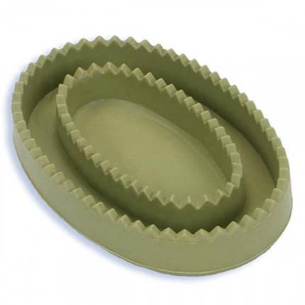 Щетка Safari Curry Brush массажная, для короткошерстных собак, резина, фото 2