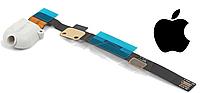 Apple iPad mini Шлейф коннектора гарнитуры  белый