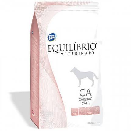 Сухий корм Equilibrio Veterinary Dog лікувальний, для собак з серцево–судинними захворюваннями, 2 кг, фото 2