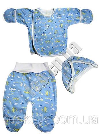 Комплект для новорожденных тонкий, фото 2