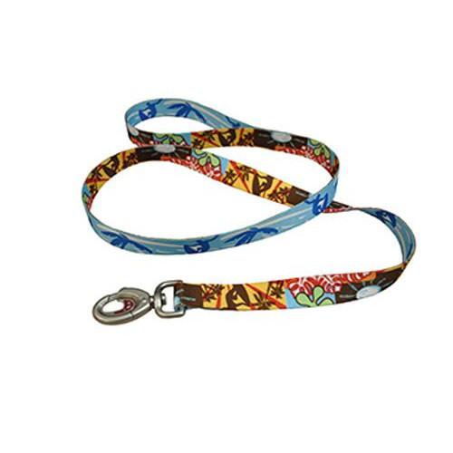 Поводок Coastal Sublime для собак, разноцветный, 2.5×1.8 м