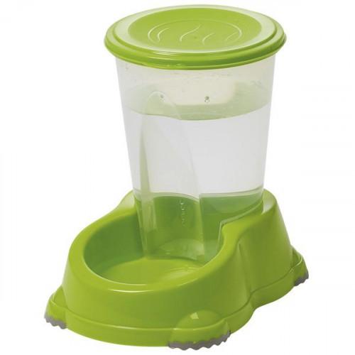 Автоматична поїлка Moderna Смарт для собак і кішок, 1,5 л, кобальт синій, 23 х 15 х 21 см