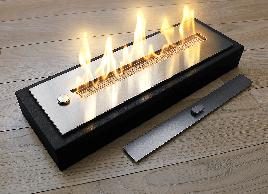 Топливный блок для биокамина Алаид Style 400 K GlossFire (AS400-k)