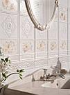 Декор Плитка Intercerama Treviso бордюр широкий серый (БШ119071), фото 2