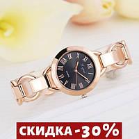 Модные Часы женские на руку золотые