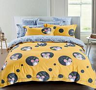 Комплект постельного белья детский Сырные мышки Kids Elite CottonTwill (сатин)