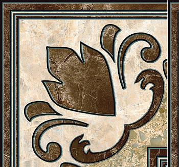 Декор Intercerama Emperador напольный (ДН66031)