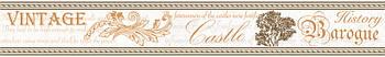 Декор Плитка Intercerama Continental бордюр вертикальный (БВ157021)
