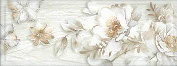 Декор Intercerama Blanko серый 1