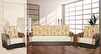 Комплект мягкой мебели Bergan, механизм еврокнижка